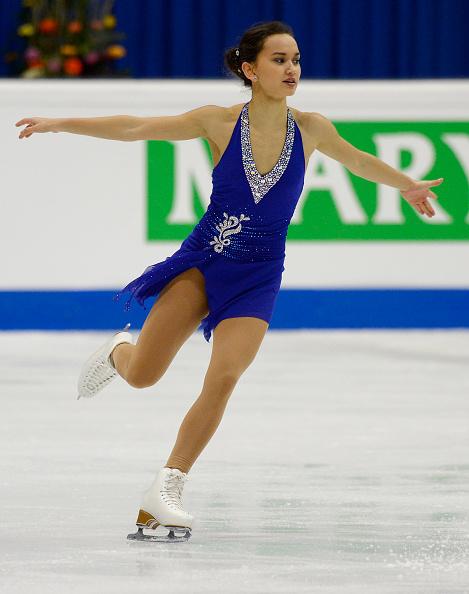 アンネ・リネ・ヤシェム - フィギュアスケート・コス...