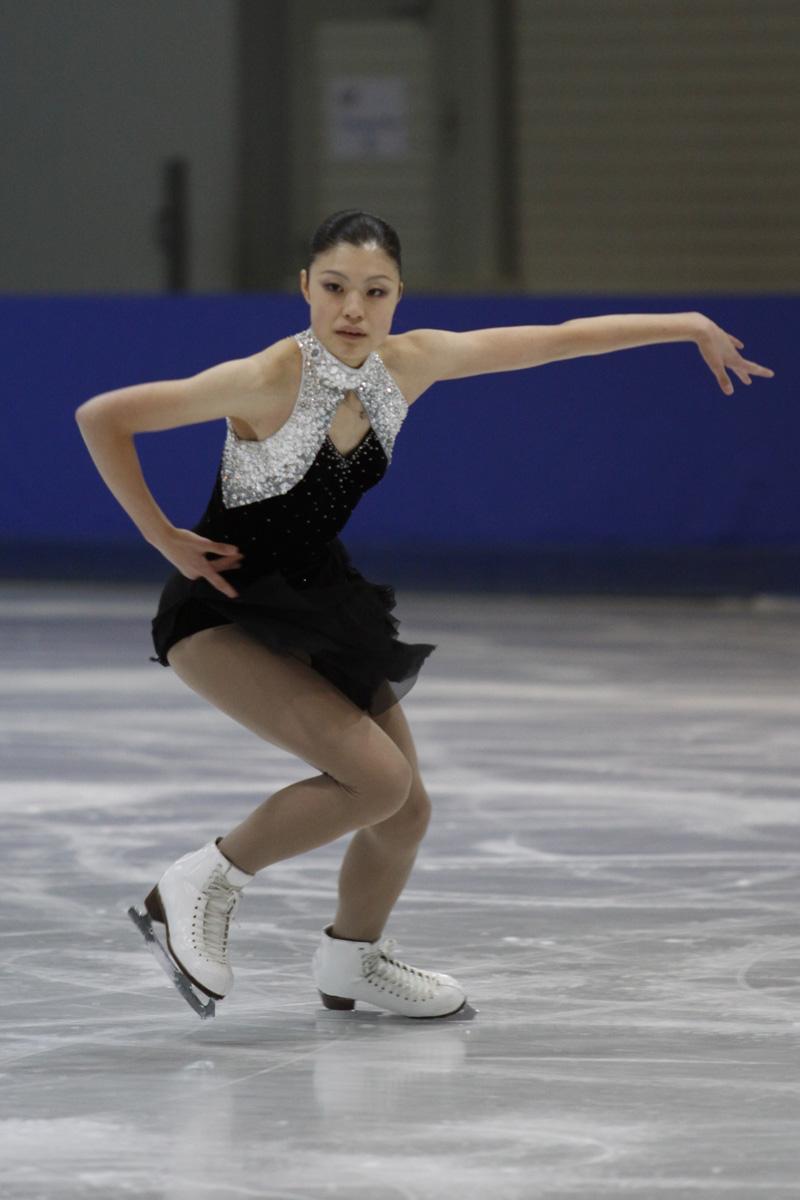 石川翔子 - フィギュアスケート・コスチューム図鑑 フィギュアスケート・コスチューム図鑑 フィギ