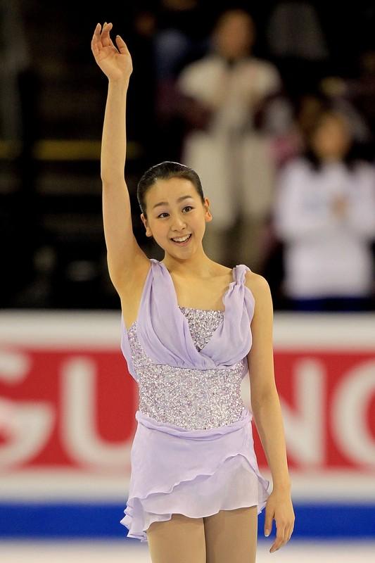 石川翔子(日本)