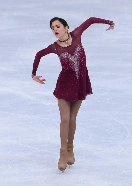 エフゲニア・メドベデワ (フィギュアスケート選手)の画像 p1_9