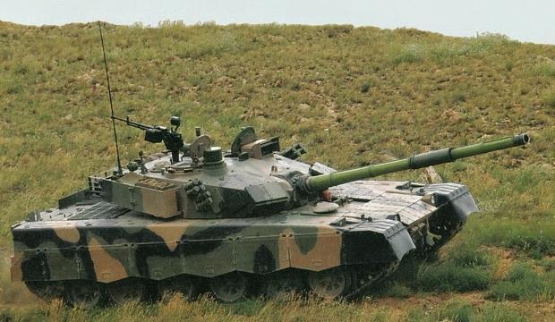 VT-1A戦车(MBT-2000) - 日本周辺国の军事兵器axn-terrors-frighten