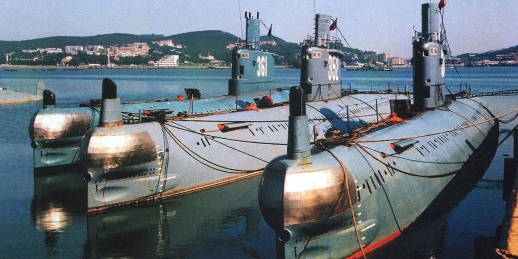 035型潜水艦(ミン型/明型) - ...